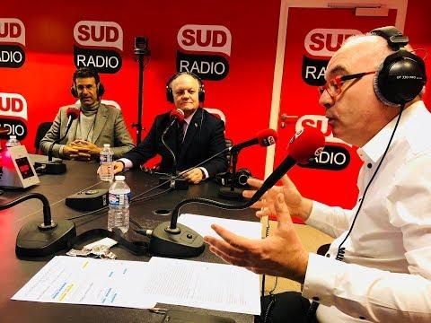 SPÉCIAL CHINE : François Asselineau invité du Grand soir de Sud Radio - 11 janvier 2018