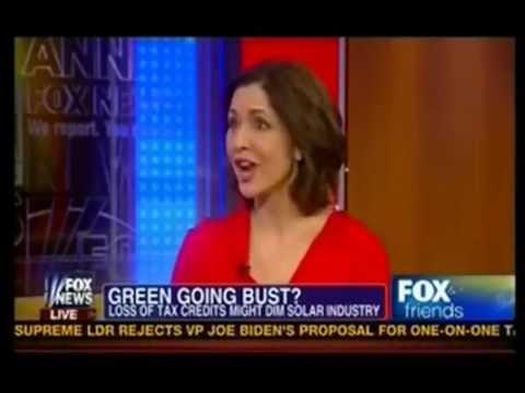 "Fox News: Germany Has ""Lots of Sun"""