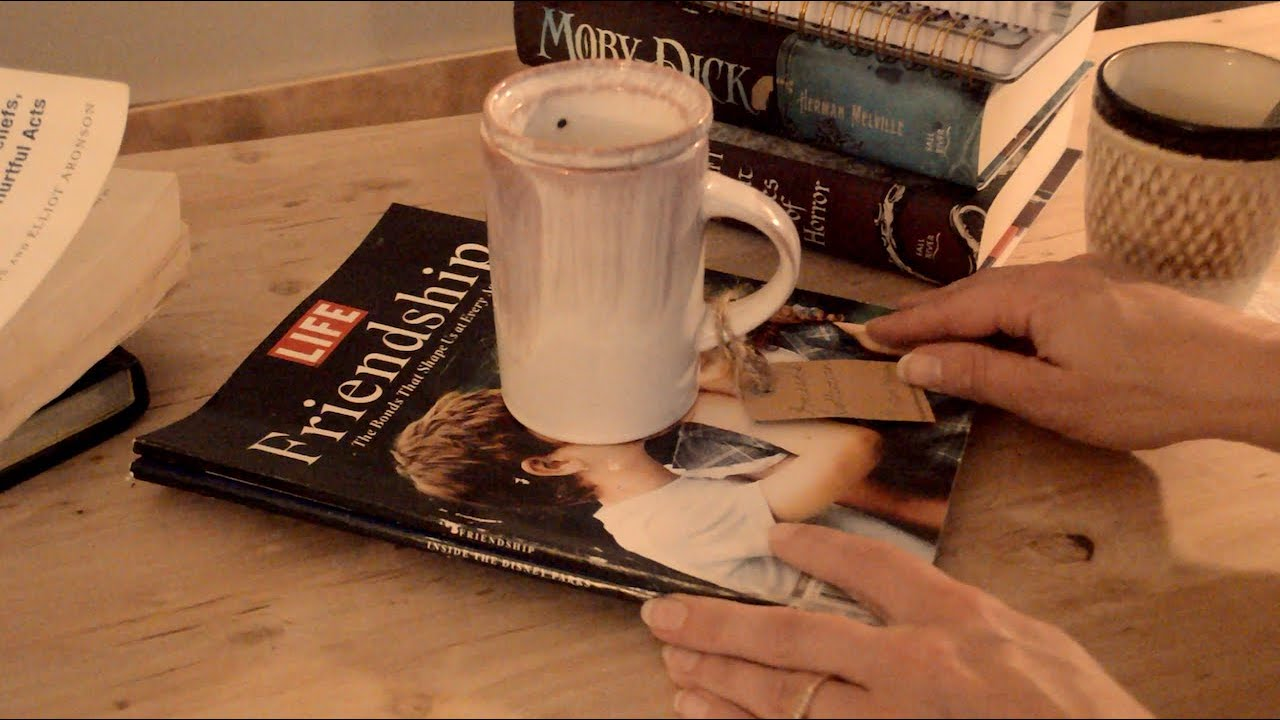 Asmr - Bookstore Coffee Shop with a Friend - Roleplay