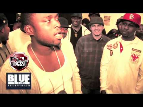 HOLLYHOOD VS BLACK HARLEM  OFF (BLUE COLLAR TVD VOL.1)
