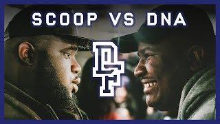 SCOOP VS DNA | Don't Flop Rap Battle