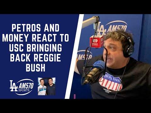Petros And Money React To USC Bringing Back Reggie Bush