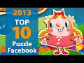 10 Best Facebook Puzzle Games of 2013