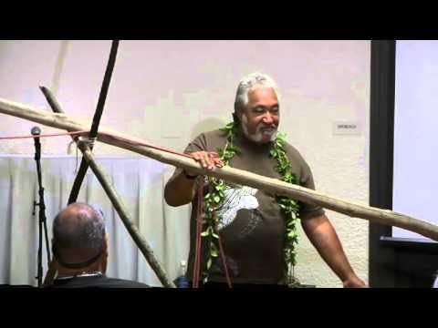 """Puana Ka 'Ike: """"Kau Lā'au - Traditional Hawaiian Ulua Fishing"""" by Uncle Aku Hauanio"""