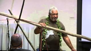 Puana Ka ' Ke \Kau Lā'au - Traditional Hawaiian Ulua Fishing\ By Uncle Aku Hauanio