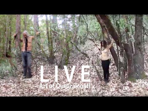 ART OF QUETZALCOATL LIVE ALBUM_Strange Tours Productions