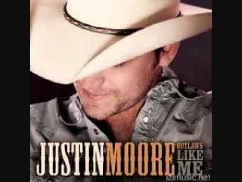Justin Moore - My Kinda Woman