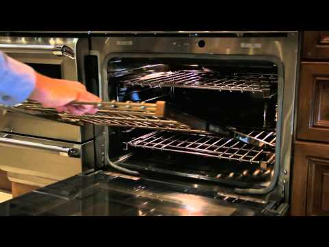 Prepping Your Thermador Oven for Self Cleaning