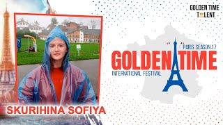 Golden Time Distant Festival | 17 Season | Skurihina Sofiya | GTPS-1701-1229