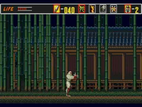 Loquendo Juegos Clasicos 3 The Revenge Of Shinobi Sega Genesis