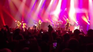The Killers at the UCCU CENTER in Orem Utah Nov 30 2012 Thumbnail