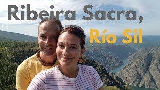 Hoy recorremos la Ribeira Sacra, concretamente la ribera del Río Si...