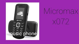 Micromax X072 Unboxing amp Review Micromax Full Unboxing X072