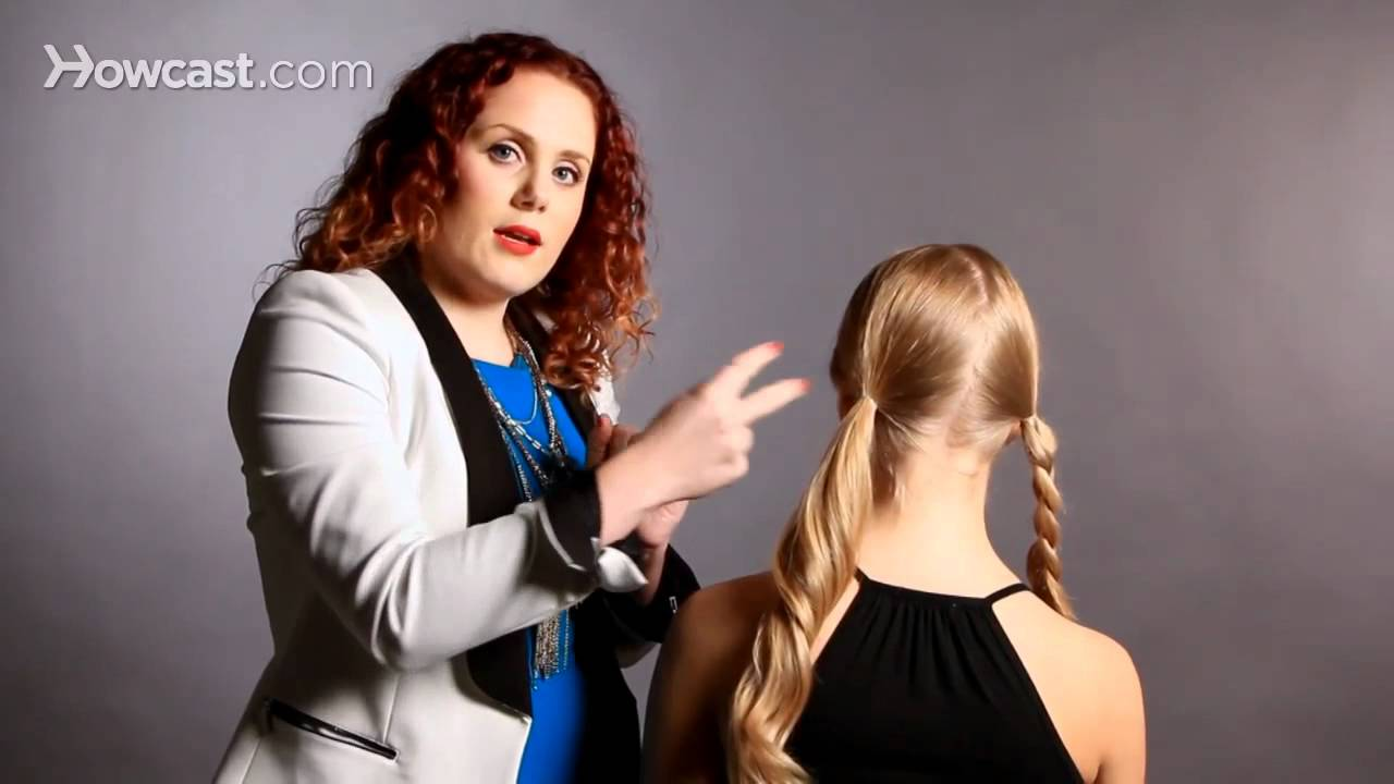 How To Do A Heidi Braid Braid Hairstyles Youtube