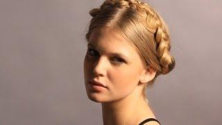 How to Do a Heidi Braid   Braid Hairstyles