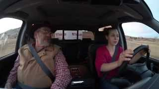 GMC 2015 Sierra Denali 1500 Review Towing A Horse Trailer, Pony Pops Review