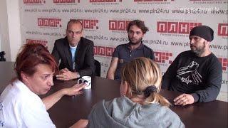Friedensfahrt Berlin - Moskau - Interview  mit dem Sender PLN24 (11.08.2016)