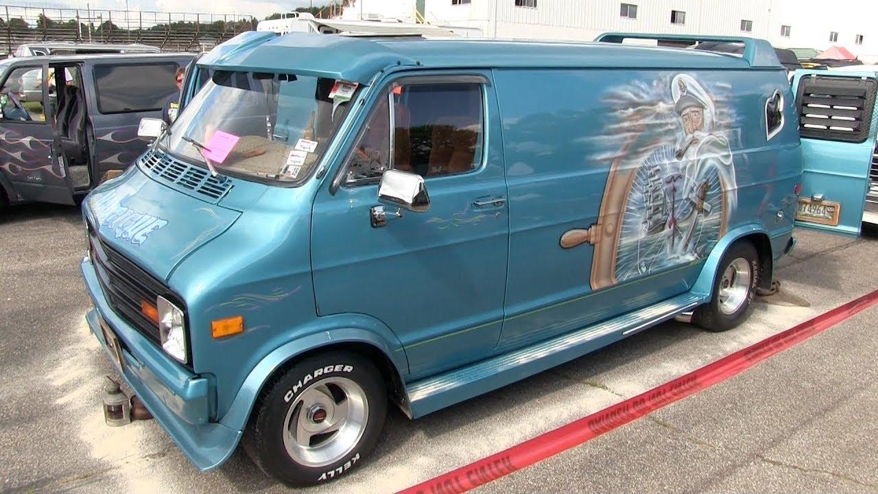 1978 Custom Dodge Van