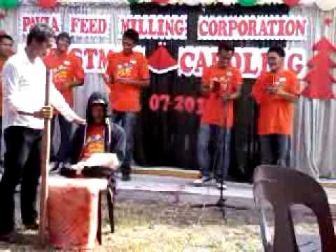 pavia feed milling corp  christmas caroling