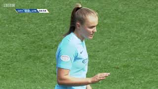 Manchester City v Lyon - Women's Champions League 2017/18 (Semi Final first leg)