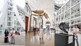 EDITED: Exploring the National Museum of Natural History + BINONDO + Jone's Bridge + 1919 Cafe