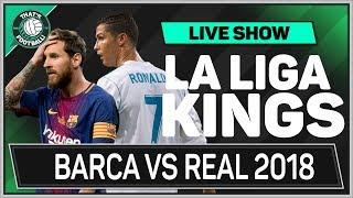 BARCELONA vs REAL MADRID, Who Will be KINGS Of LA LIGA? THAT's FOOTBALL News