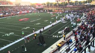UAB vs. WKU - Oct 4, 2014 - J.J. Nelson