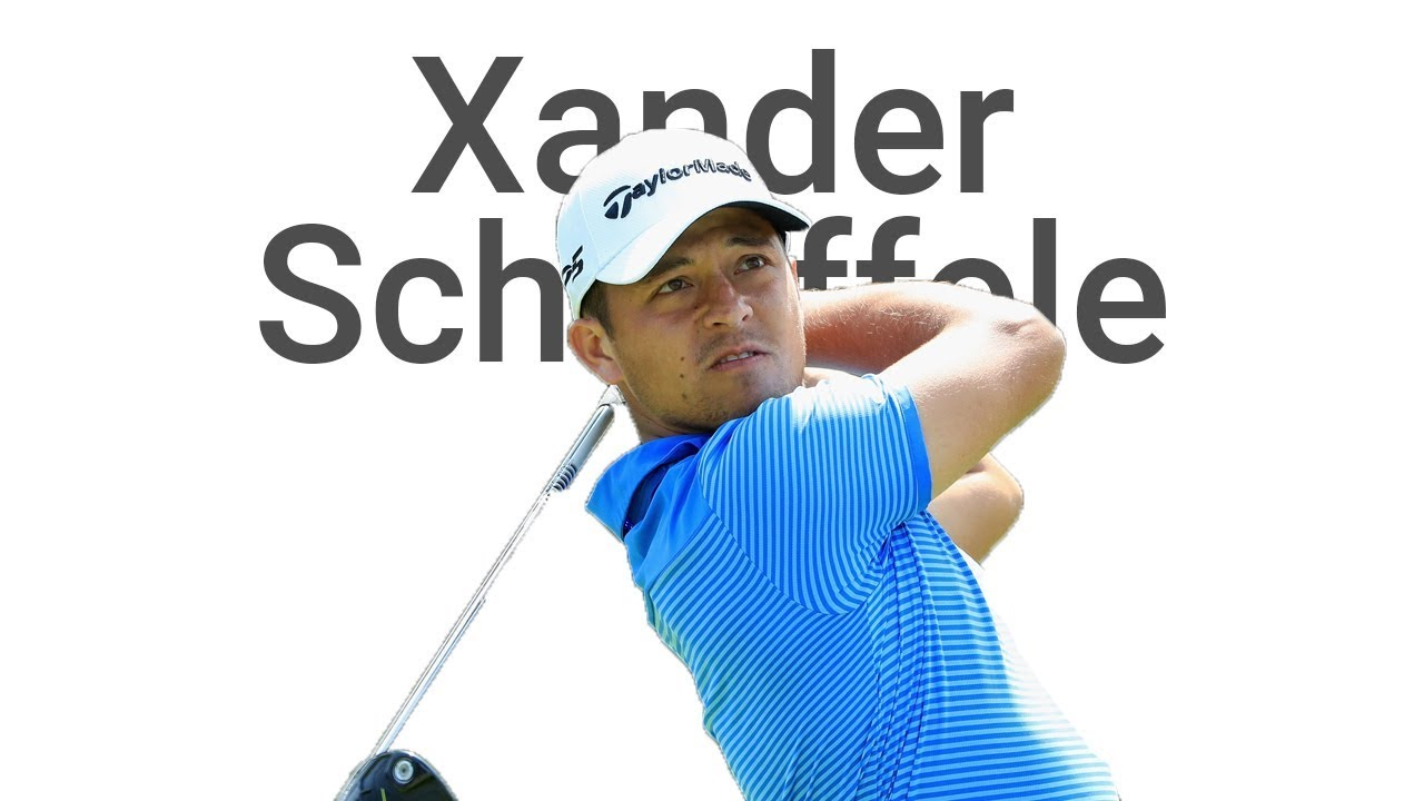 What is Xander Schauffele's real first name and how to pronounce his last name