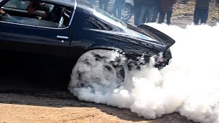 Huge BURNOUT Compilation 2014!