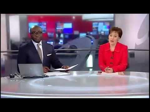 BBC News with Komla Dumor and Sally Bundock