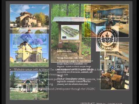 view Greening the Fort: The Green Building Program video