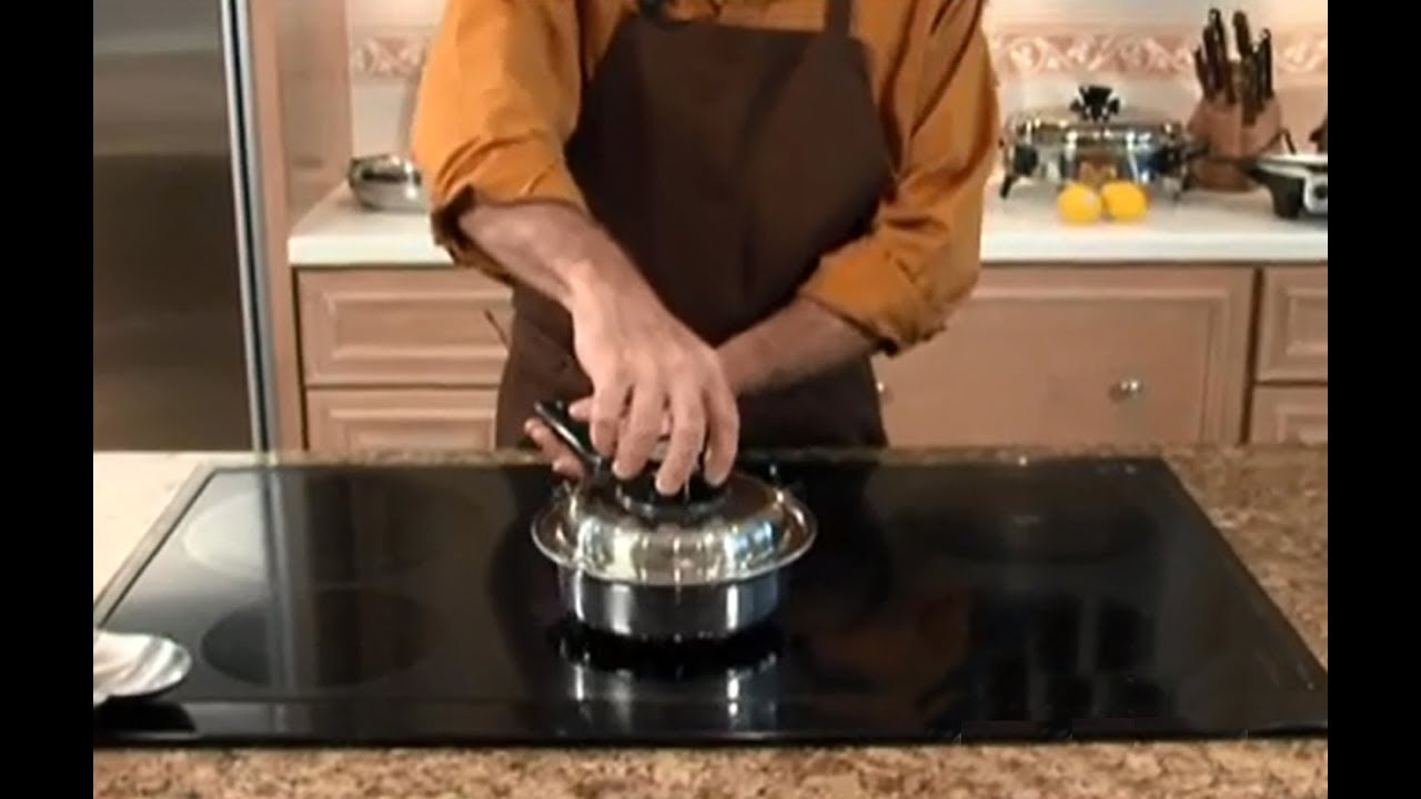 Kitchen Craft Cookware - How to unstick a stuck cover