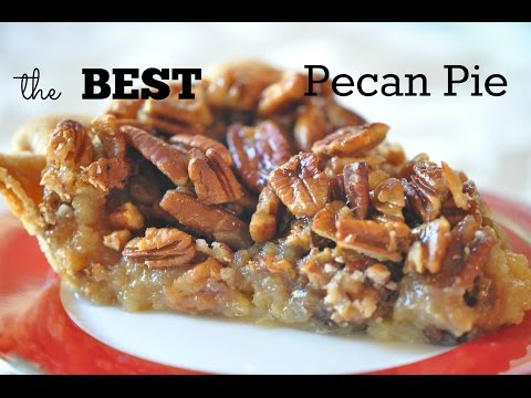 Southern Pecan Pie Recipe with Honey Pecan Topping Makes Amazing Thanksgiving Pie