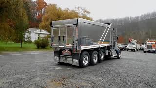 2016 Kenworth W900L TriA Dump Truck   DA0303