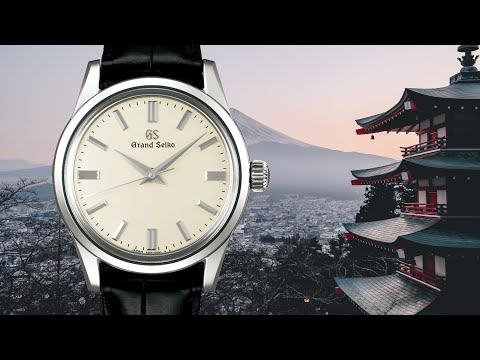 EXCELLENT DRESS WATCH: Grand Seiko SBGW231