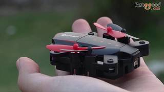 Eachine E59 Mini 2 4G 4CH 6 Axis Foldable Arm Headless Mode RC Drone Quadcopter RTF