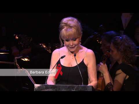 Red Ribbon Celebration Concert 2013 at Burgtheater Vienna/Austria