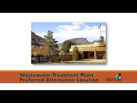 Wastewater Treatment Plant Presentation