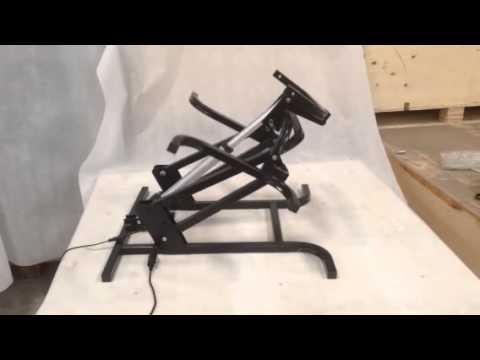 Reclinable lift manual el ctrico youtube - Como hacer un sofa cama ...