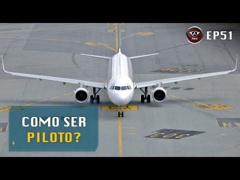 Quais São os Caminhos para Se Tornar Piloto de Aeronave?