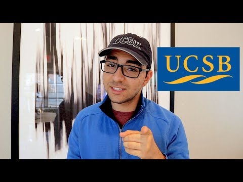 How To Get Into UCSB!!