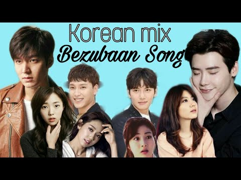 Bezubaan song || ABCD movie || Korean mix hindi song || Korean multimale/Female fighter ||