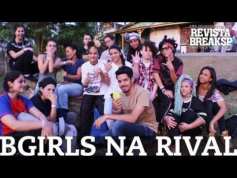 //Entrevistando Bgirls na Rival Vs Rival//