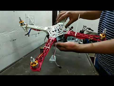 How to make a drone in 20 minutes!!