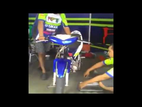Jupiter z 150cc  Road Race Rasa DragBike