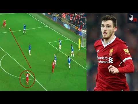 Andrew Robertson /Player Analysis/ What Makes Him So Good?