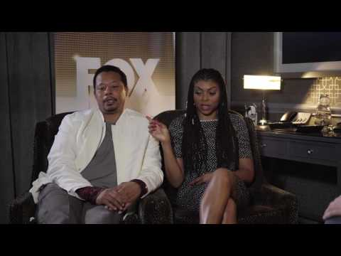 Interview snippet: Empire's Terrence and Taraji talk Lucious and Cookie Lyons