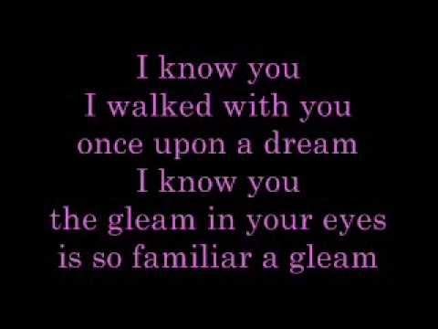 Once Upon a Dream   Lyrics