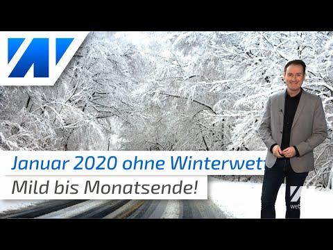 Krasse Prognose: Kein Winterwetter Im Januar!