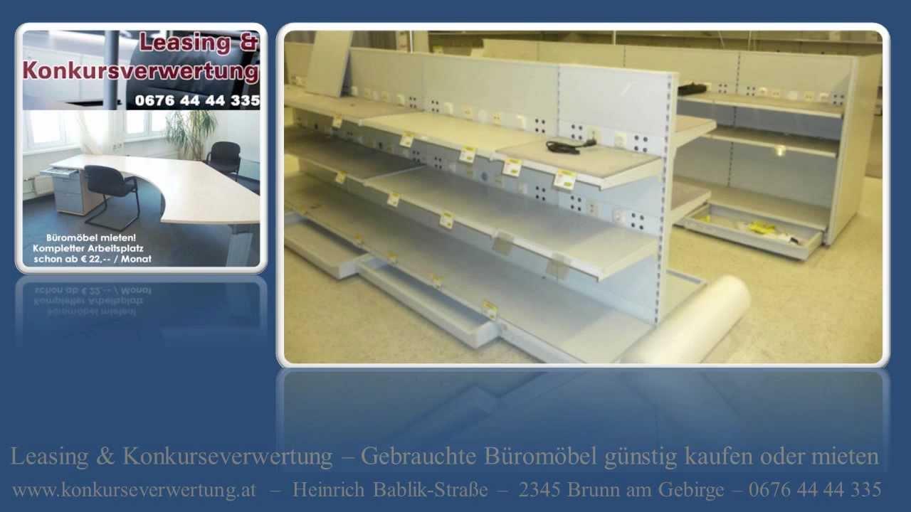 Ladenbau Gebrauchte Regale Geschaftsregale Wien Gebrauchte